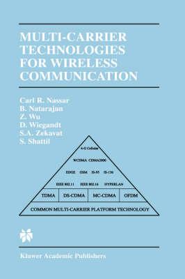 Multi-Carrier Technologies for Wireless Communication (Hardback)