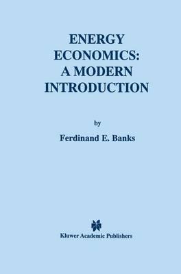 Energy Economics: A Modern Introduction (Hardback)