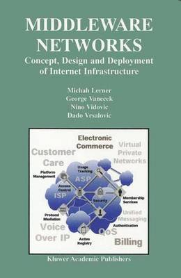 Middleware Networks: Concept, Design and Deployment of Internet Infrastructure - Advances in Database Systems 18 (Hardback)