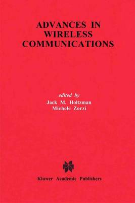 Advances in Wireless Communications - The Springer International Series in Engineering and Computer Science 435 (Hardback)