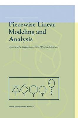 Piecewise Linear Modeling and Analysis (Hardback)