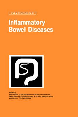 Inflammatory Bowel Diseases - Falk Symposium 85 (Hardback)