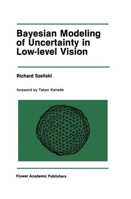 Bayesian Modeling of Uncertainty in Low-Level Vision - The Springer International Series in Engineering and Computer Science 79 (Hardback)