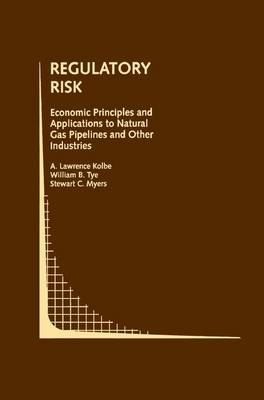 Regulatory Risk: Economic Principles and Applications to Natural Gas Pipelines and Other Industries - Topics in Regulatory Economics and Policy 14 (Hardback)
