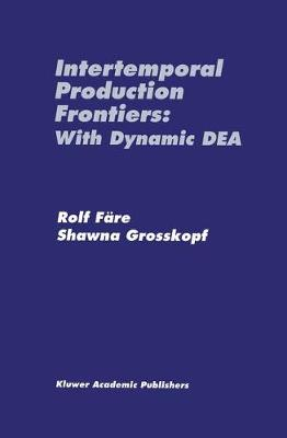 Intertemporal Production Frontiers: With Dynamic DEA (Hardback)