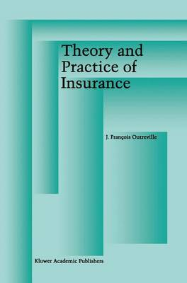 Theory and Practice of Insurance (Hardback)