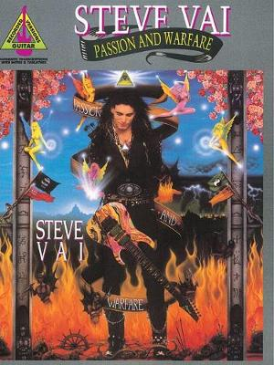 Steve Vai: Passion and Warfare (Paperback)