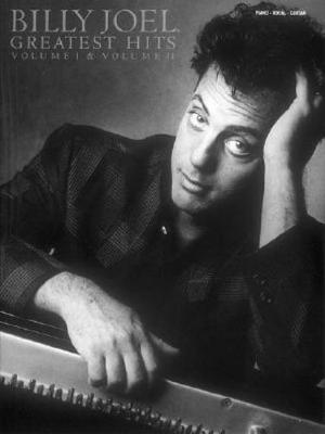 Billy Joel: Greatest Hits Volumes 1 and 2 (Paperback)