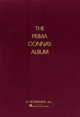 The Prima Donna's Album (Paperback)