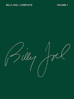 Billy Joel: Complete - Volume 1 (Paperback)