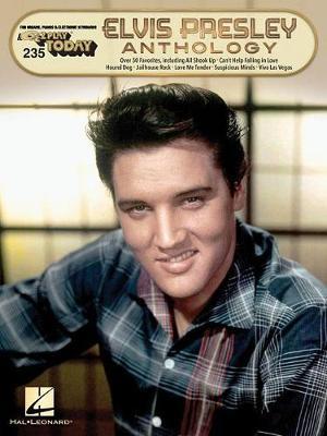 E-Z Play Today 235: Elvis Presley Anthology (Paperback)