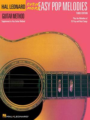 Even More Easy Pop Melodies - 3rd Edition (Paperback)