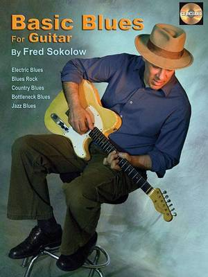 Basic Blues For Guitar (Paperback)