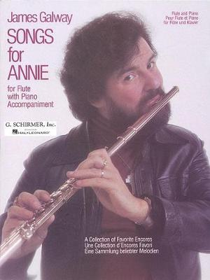 James Galway: Songs For Annie (Paperback)