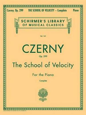 The School of Velocity Op.299 (Book)
