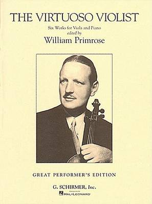 The Virtuoso Violist (Great Performer's Edition) (Paperback)