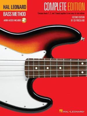 Hal Leonard Bass Method: Complete Edition (Second Edition) (Book/Online Audio) (Paperback)