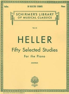 Stephen Heller: Fifty Selected Studies (Paperback)