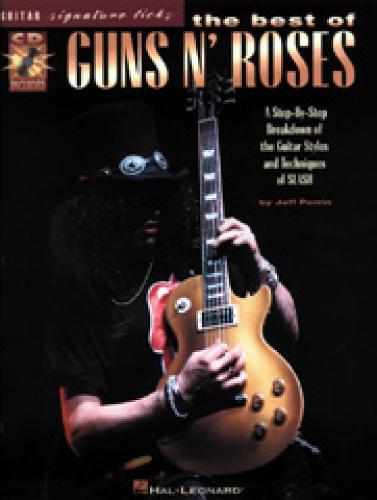 Signature Licks: Guns N' Roses (Paperback)