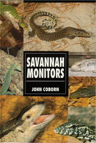 Savannah Monitors (Paperback)