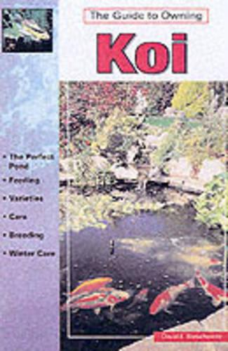 The Guide to Owning Koi (Paperback)