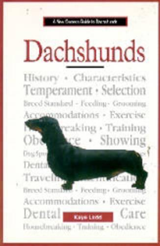 A New Owners Guide to Dachshunds (Hardback)