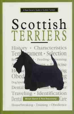 A New Owners Guide to Scottish Terriers (Hardback)