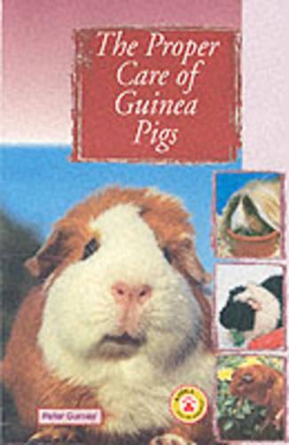 The Proper Care of Guinea Pigs (Paperback)