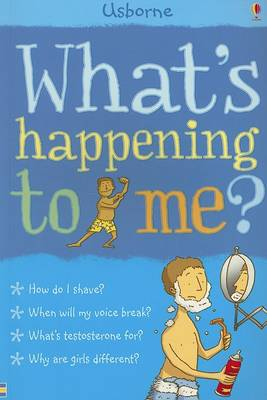 What's Happening to Me? (Paperback)