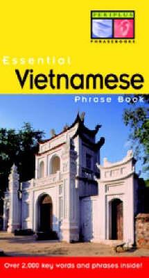 Essential Vietnamese Phrase Book - Periplus phrase series (Paperback)