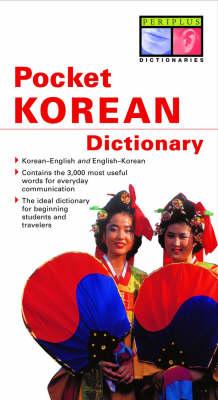 Pocket Korean Dictionary: Korean-English English-Korean - Periplus Pocket Dictionaries (Paperback)