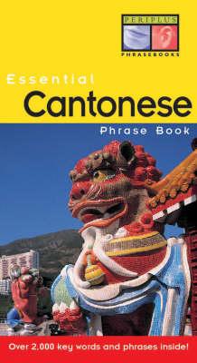 Essential Cantonese Phrase Book (Paperback)