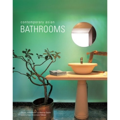 Contemporary Asian Bathrooms (Paperback)