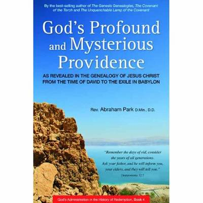 God's Profound and Mysterious Providence - History of Redemption (Hardback)