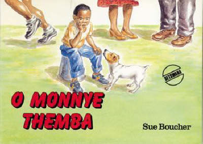 O monye Themba (Foam book)