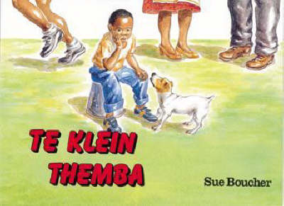 Te klein Themba: Grade 4 (Foam book)