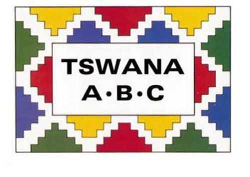 ABC Tswana (Foam book)