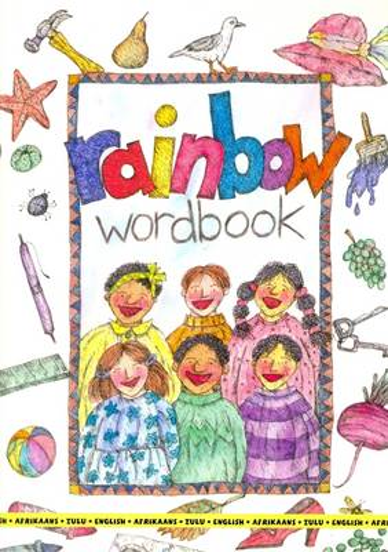 Rainbow wordbook (Paperback)