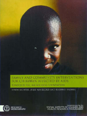 Family and Community Interventions for Children Affected by AIDS (Paperback)