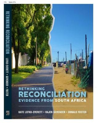 Cover Rethinking reconciliation: Evidence from South Africa