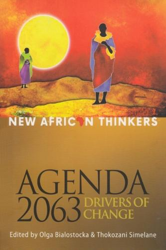 New African thinkers: Agenda 2063, drivers of change (Paperback)
