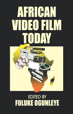 African Video Film Today (Paperback)