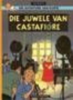 Kuifie En Die Juwele Van Castafiore (Paperback)