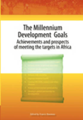 Millennium Development Goals: Achievements and Prospects of Meeting the Targets in Africa (Paperback)