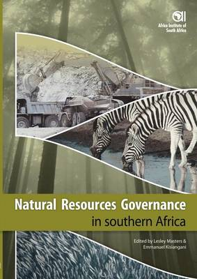 Natural Resources Governance in Southern Africa (Paperback)