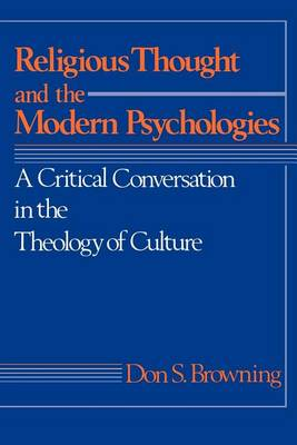 Religious Thought and the Modern Psychologies (Paperback)