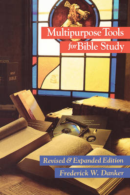 Multipurpose Tools for Bible Study (Paperback)