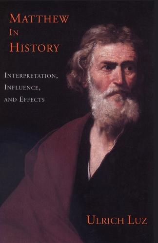 Matthew in History: Interpretation, Influence and Effects (Paperback)