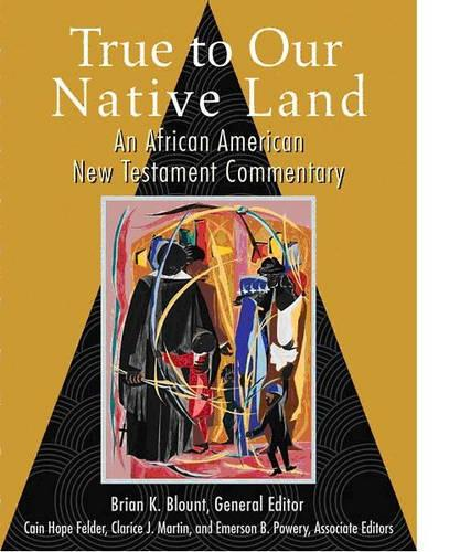 True to Our Native Land: An African American New Testament Commentary (Hardback)