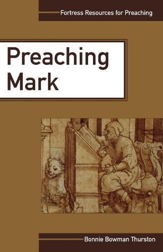 Preaching Mark (Paperback)